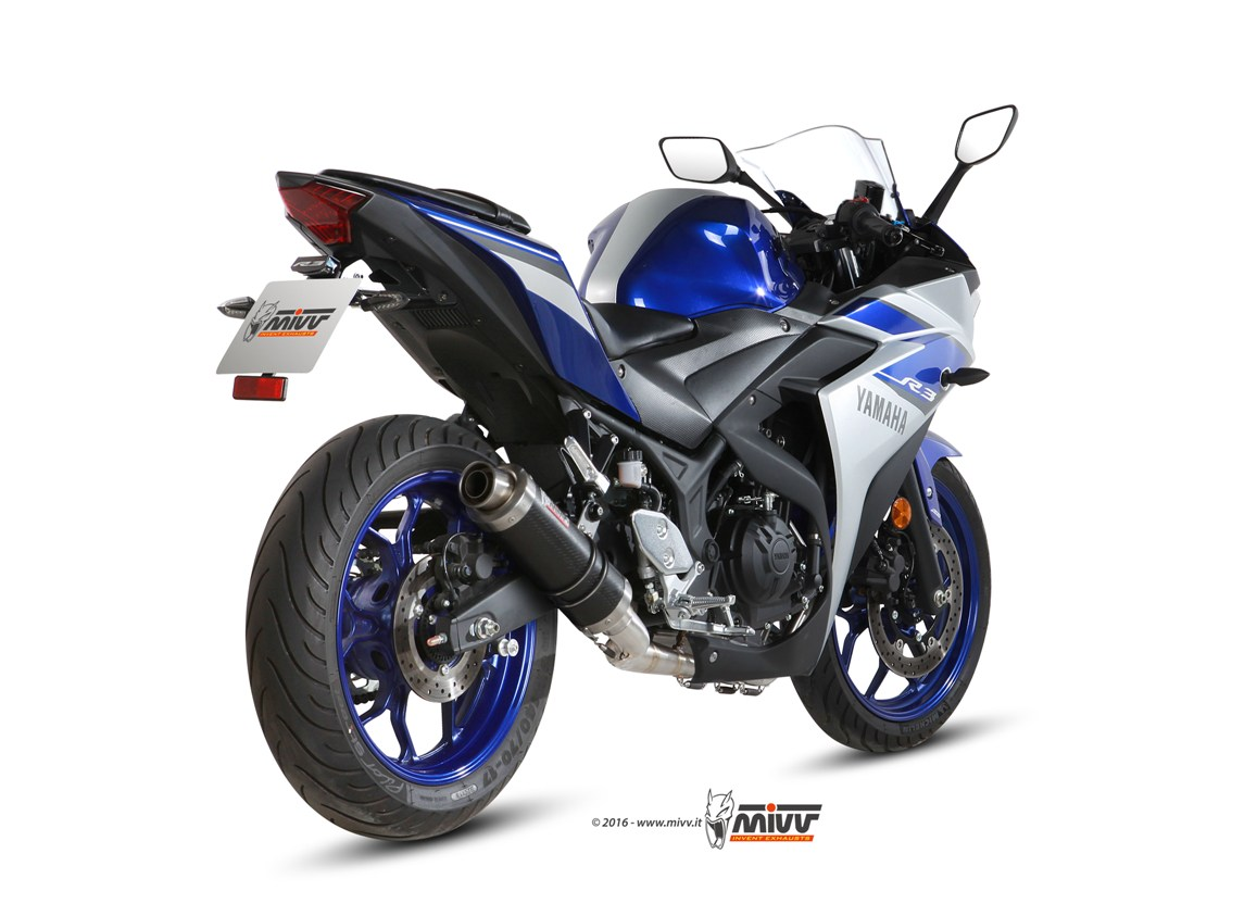 Yamaha yzf r125 usata moto usate 2016 car release date - The Following Images Are Supposed To Show The Product Fitting On Motorbike The Exhaust Will Looks Like Main Listing Image