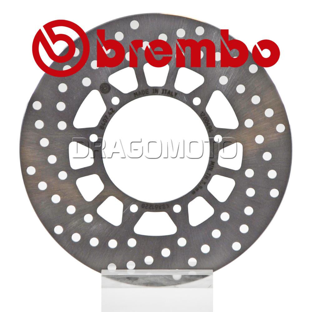 68B40742 Disque Frein Fixer Brembo Serie Oro Arriere pour Xt E 600 1990  1994